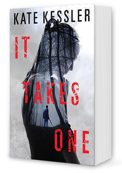 It Takes One Book Cover